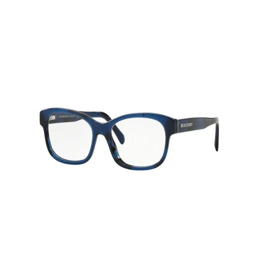 Lunette de vue Burberry Femme 0BE2202 3546 monture bleu 2853fb8e4ea1