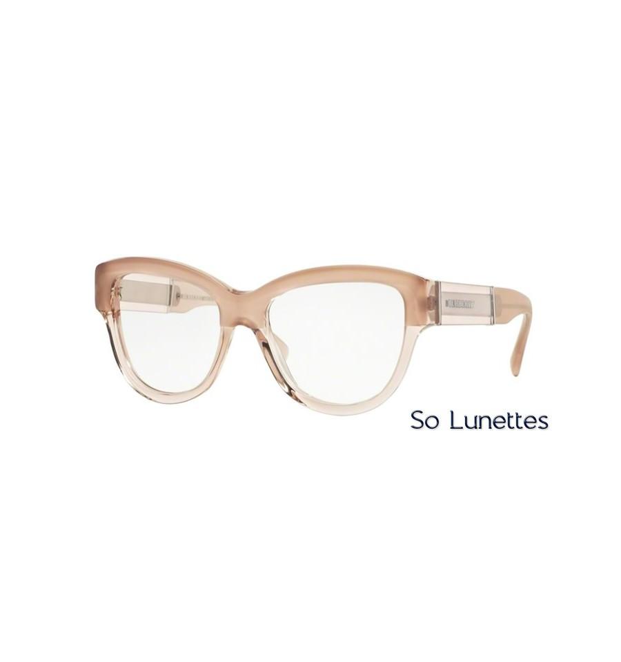 6ab7f628e84 Lunette de vue Burberry Femme 0BE2208 3560 monture rose