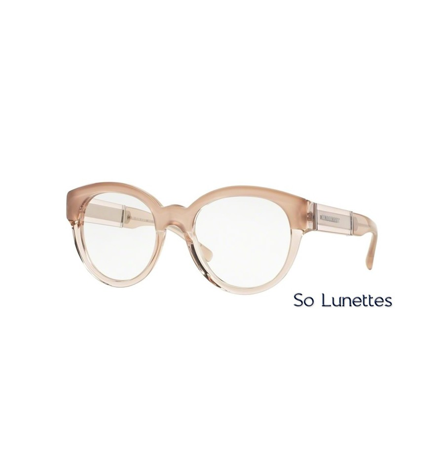 Lunette de vue Burberry 0BE2209 3560 Rose f9690ce19b4f