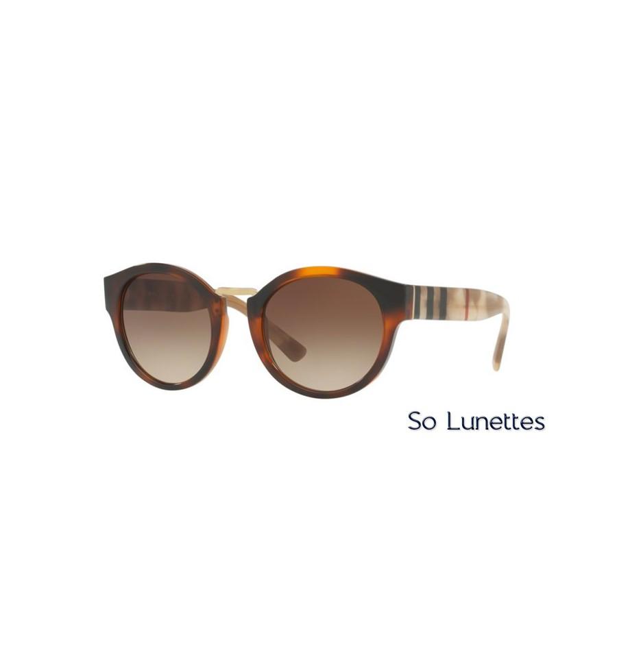 f4c03da856 Lunette de soleil Burberry Femme 0BE4227 360113 monture Ecaille ...