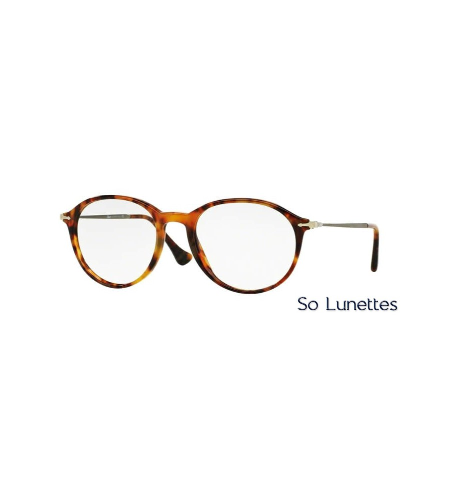 lunette de vue persol homme 0po3125v 108 monture ecaille. Black Bedroom Furniture Sets. Home Design Ideas