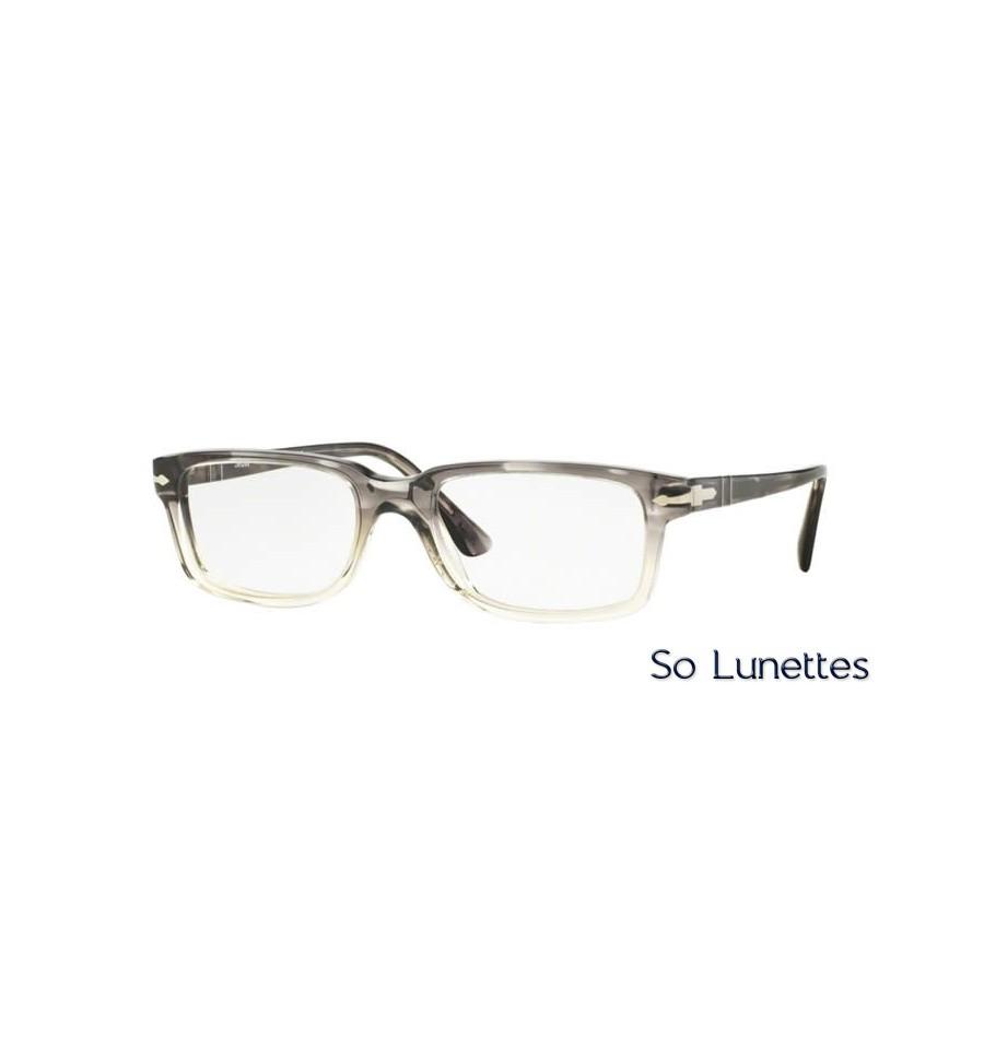 Lunette de vue Persol 0PO3130V 1039 striped grey - grd trasp 4fb27dac67f8