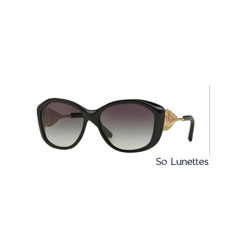 7f671096f202 Lunette de soleil Burberry Femme 0BE4208Q 30018G monture Noir verres ...
