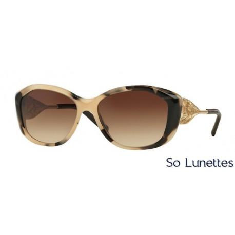 5cd9cc13b909 Lunette de soleil Burberry Femme 0BE4208Q 350113 monture Marron ...