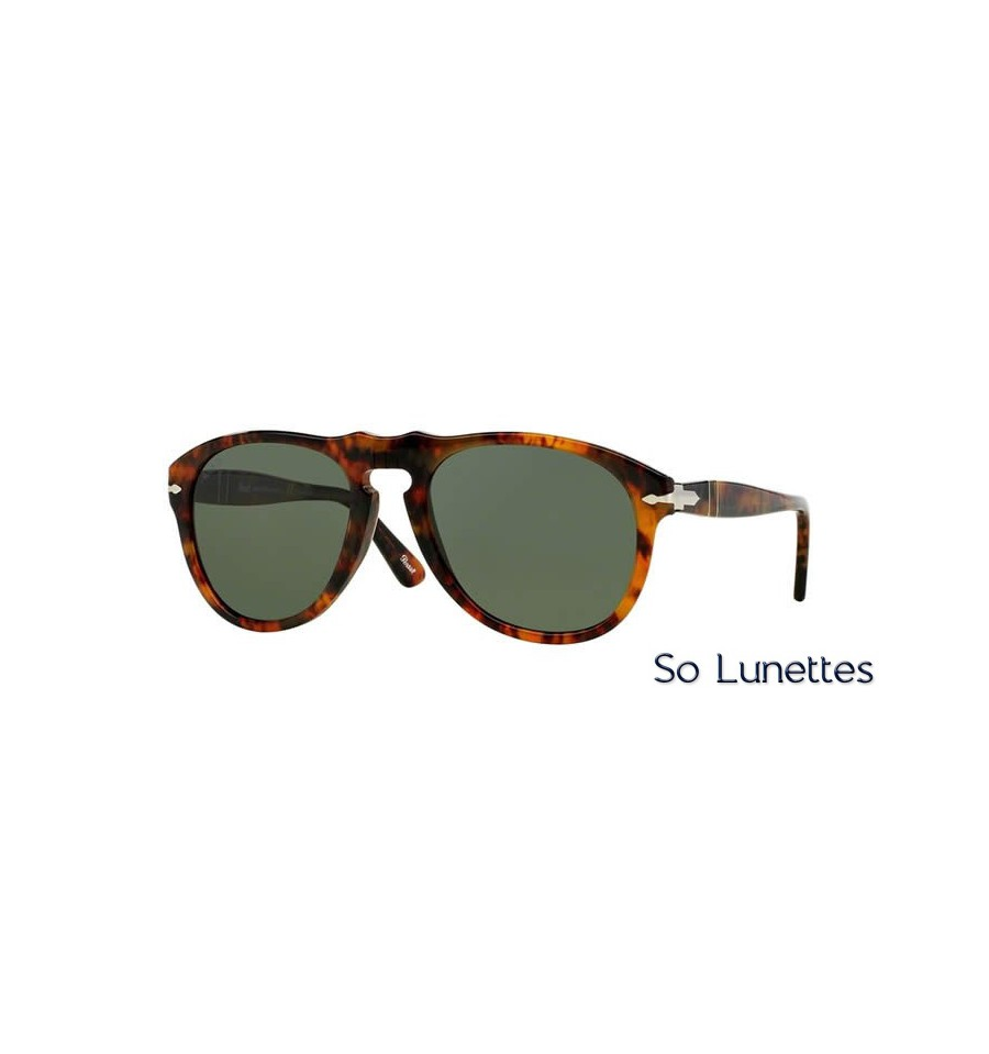 another chance special section popular stores Persol 0PO0649 108/58 écaille verres polarisés