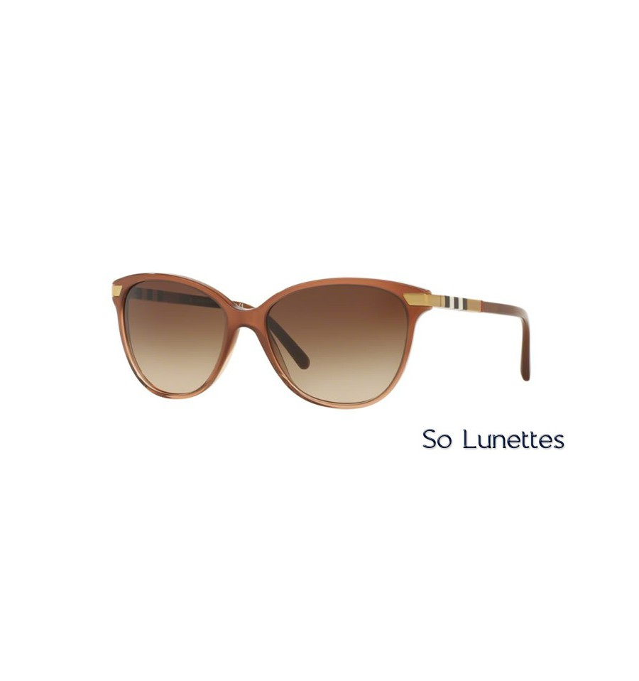 Lunette de soleil Burberry 0BE4216 317313 Marron