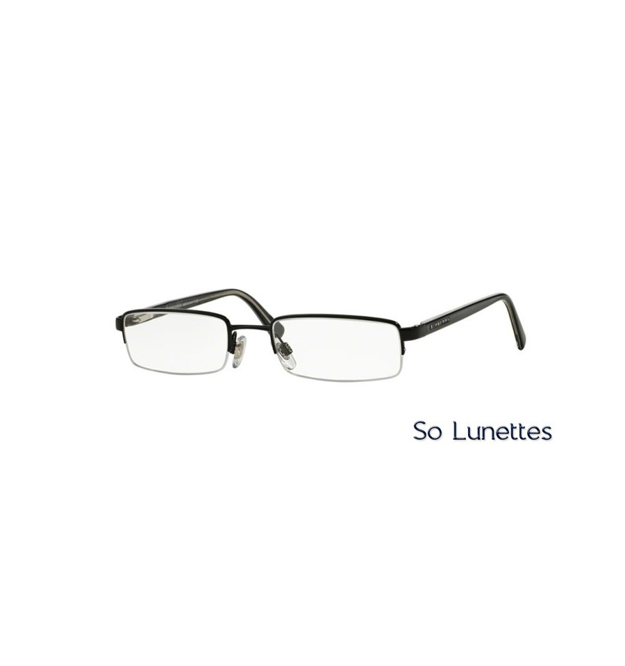 Lunette de vue Burberry Homme 0BE1012 1001 monture Noir 84f7e8047274