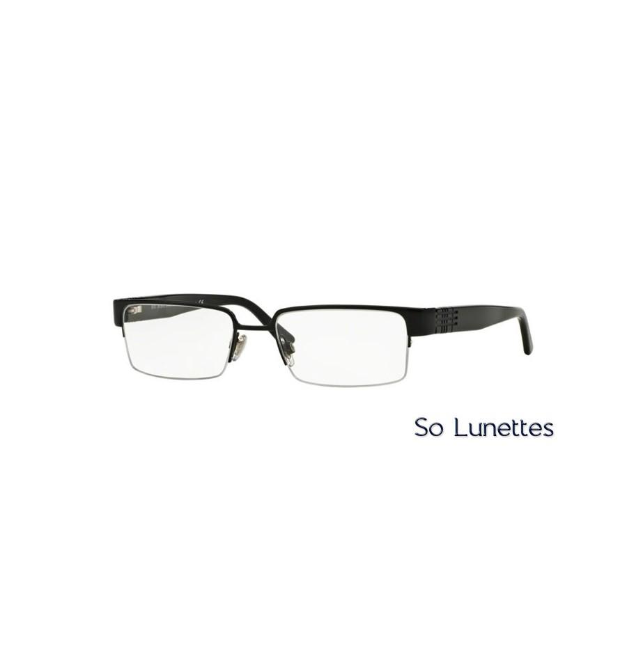 85cda3b2663 Lunette de vue Burberry Homme 0BE1110 1001 monture Noir