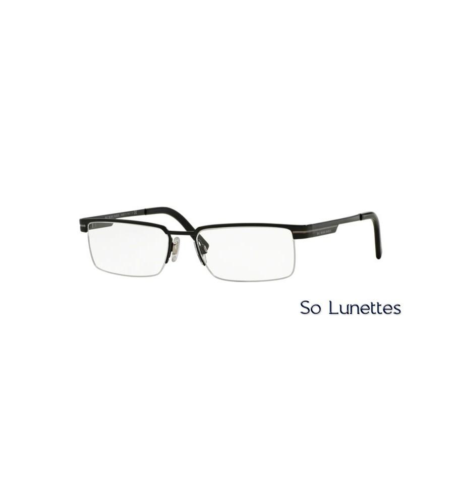 2339242a28e4cd Lunette de vue Burberry Homme 0BE1170 1001 monture Noir