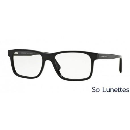 Lunette de vue Burberry Homme 0BE2198 3001 monture Noir 541b20064ba7