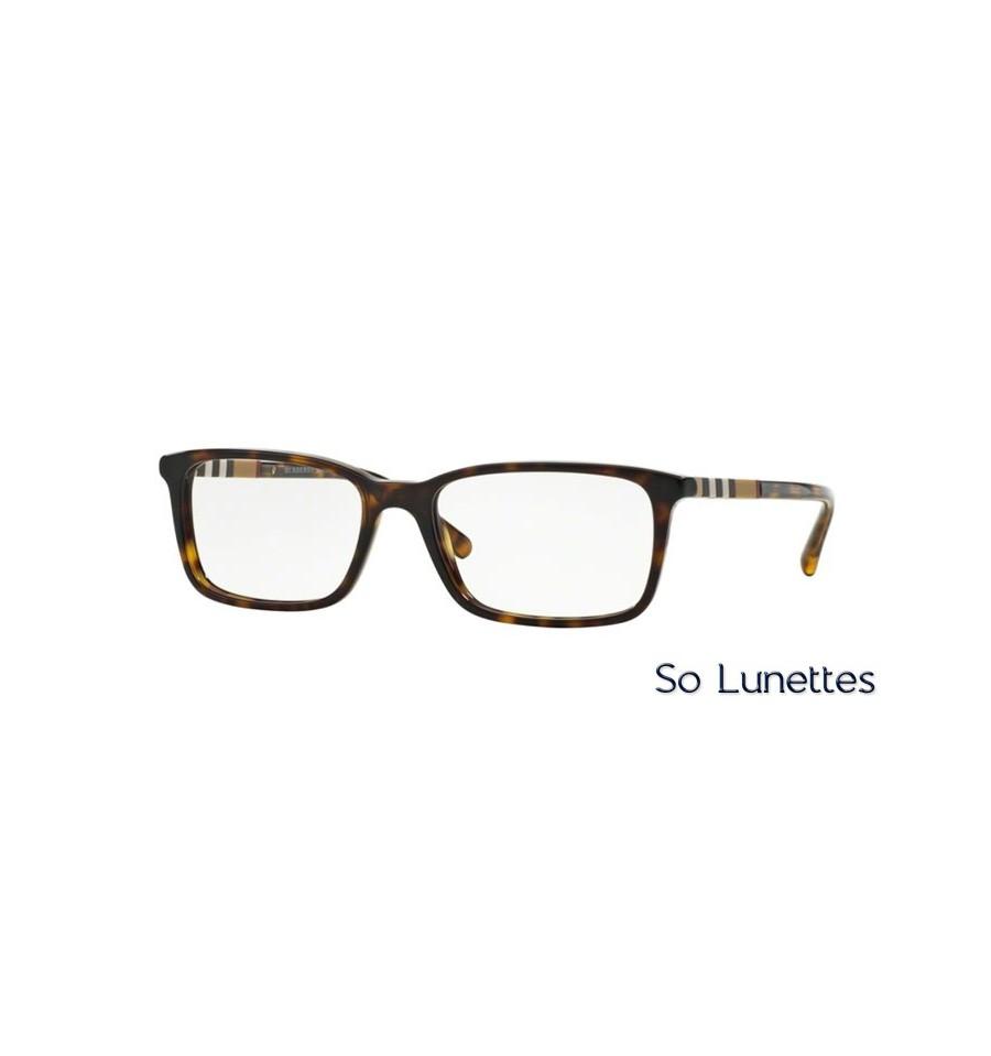 Lunette de vue Burberry Homme 0BE2199 3002 monture Ecaille acc7edbb870d