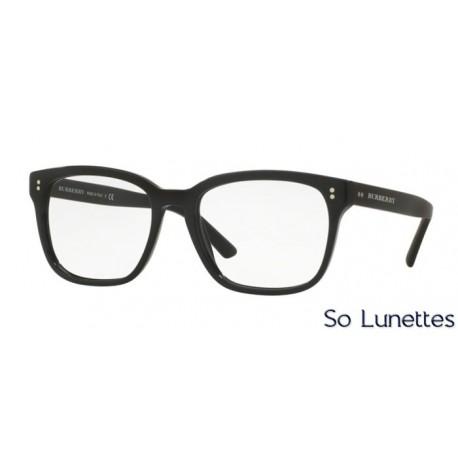 Lunette de vue Burberry Homme 0BE2225 3001 monture Noir 1c8837ef8f7b