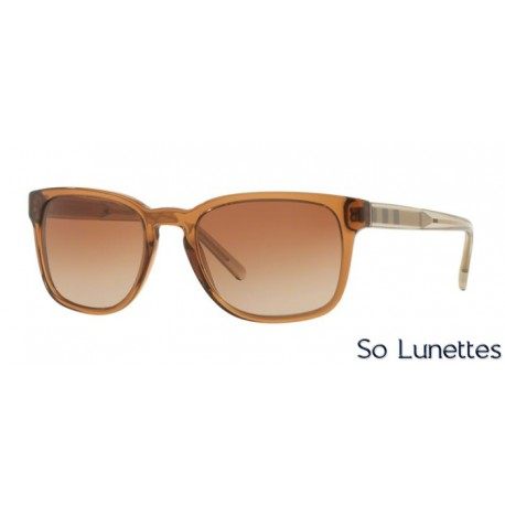 Lunette de soleil Burberry 0BE4222 356413 Marron