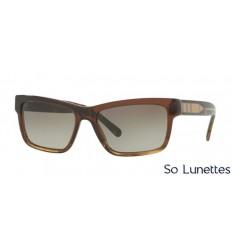 Lunettes de soleil Burberry pas cher Garantie 1 an - So-Lunettes 41b33b78752d
