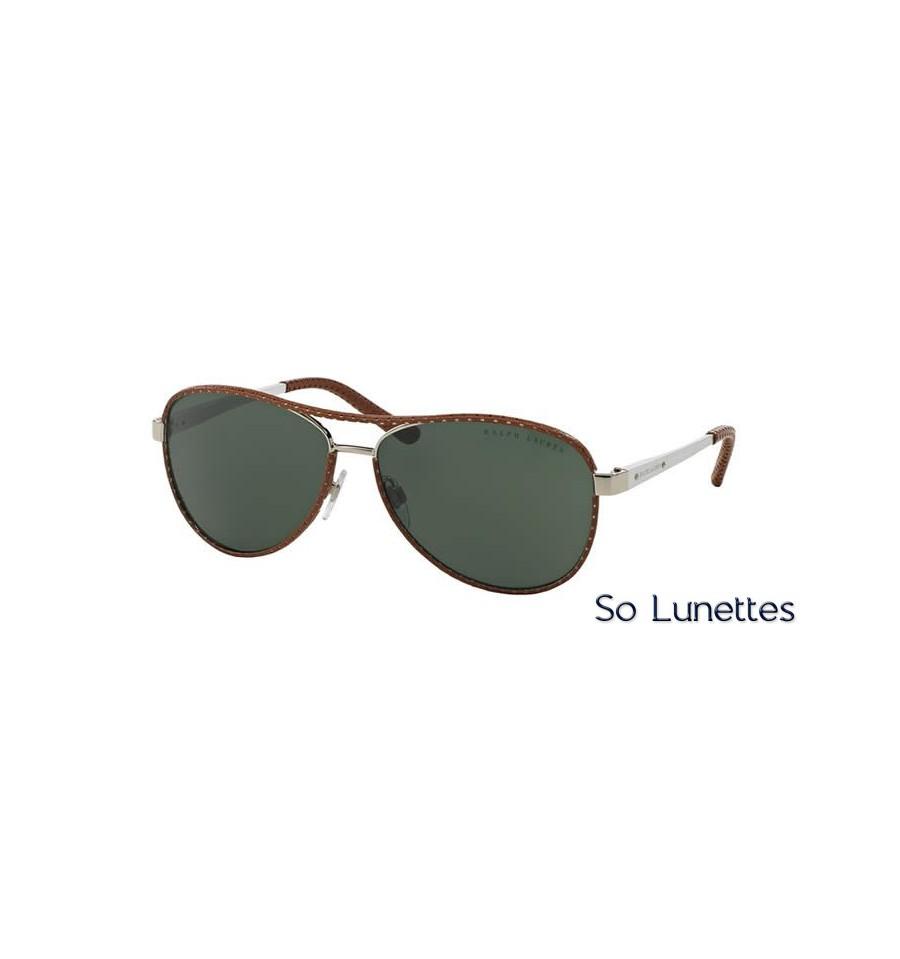 lunette de soleil ralph lauren femme 0rl7050q 929871 monture marron verres vert. Black Bedroom Furniture Sets. Home Design Ideas