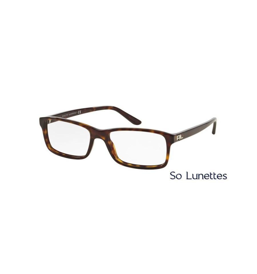 eebf8ee804d Lunette de vue Ralph Lauren Homme 0RL6144 5003 monture Ecaille