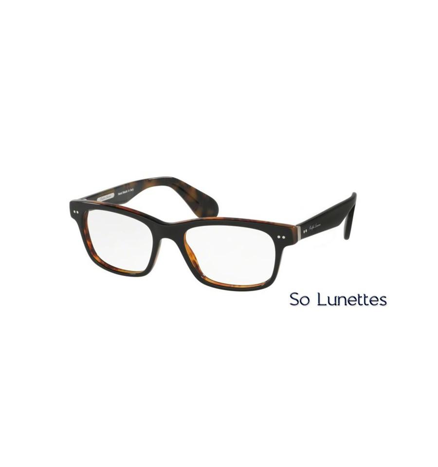 lunette de vue ralph lauren homme 0rl6153p 5260 monture noir. Black Bedroom Furniture Sets. Home Design Ideas