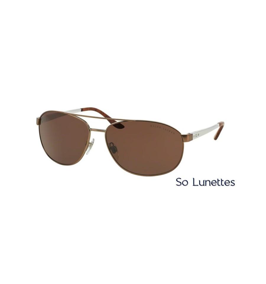 24c7ac26d87 Lunette de soleil Ralph Lauren Homme 0RL7048 928473 monture Bordeaux ...
