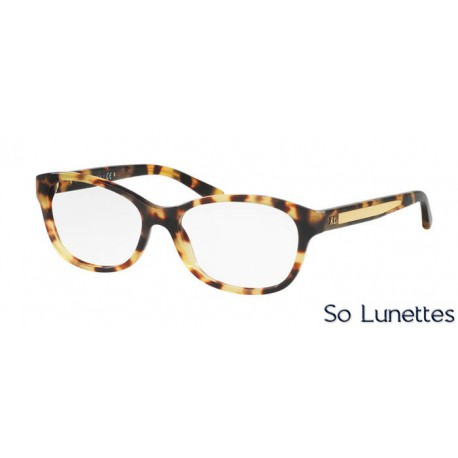 196f8ccbb80cba Lunette de vue Ralph Lauren 0RL6155 5004 Ecaille