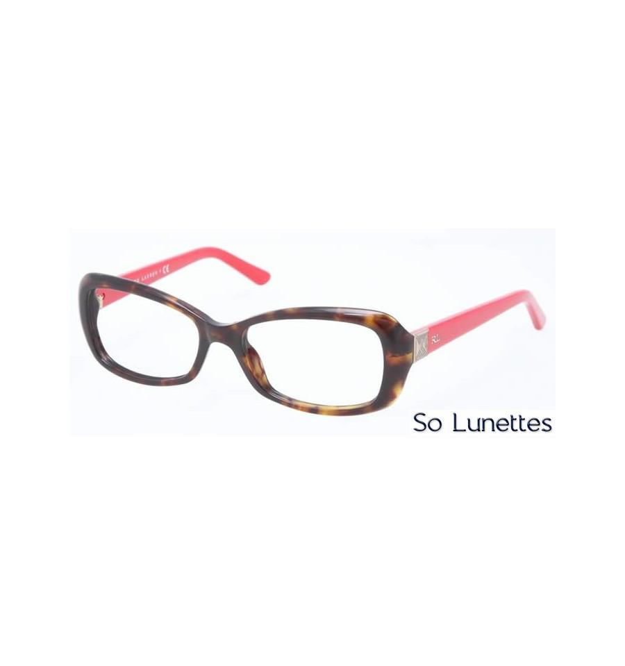 913af5ef3b5bd7 Lunette de vue Ralph Lauren 0RL6105 – Deco Evolution 5003 Ecaille