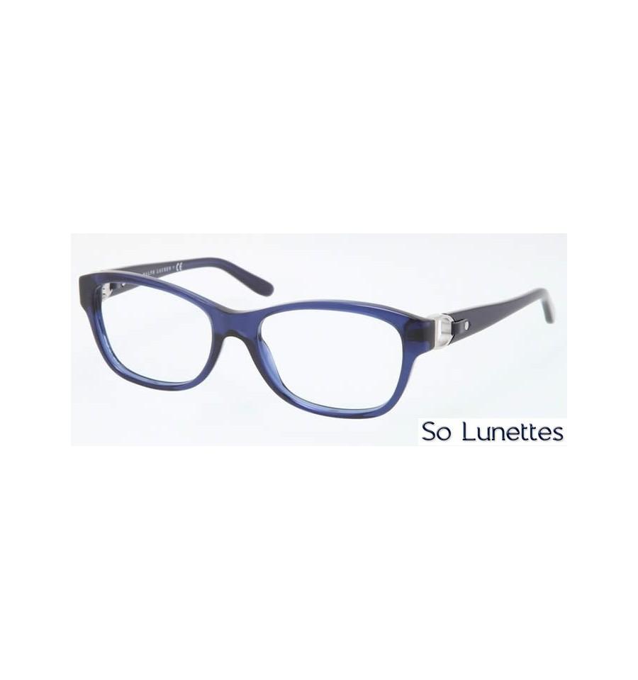 46ae1020981db4 Lunette de vue Ralph Lauren 0RL6113Q 5033 Bleu