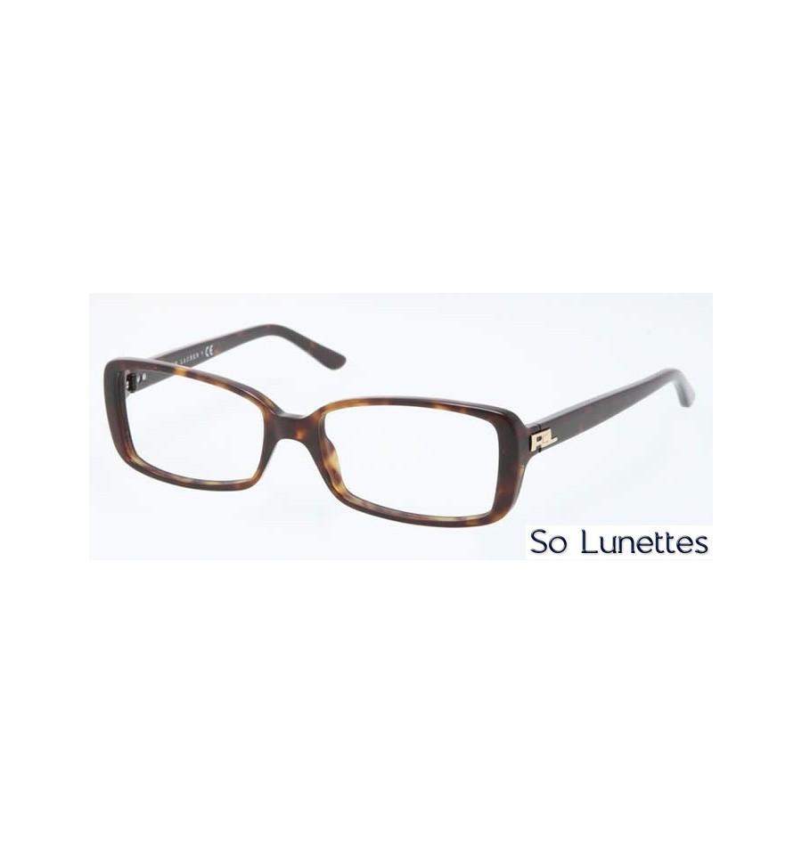 lunette de vue ralph lauren femme 0rl6114 5003 monture ecaille. Black Bedroom Furniture Sets. Home Design Ideas