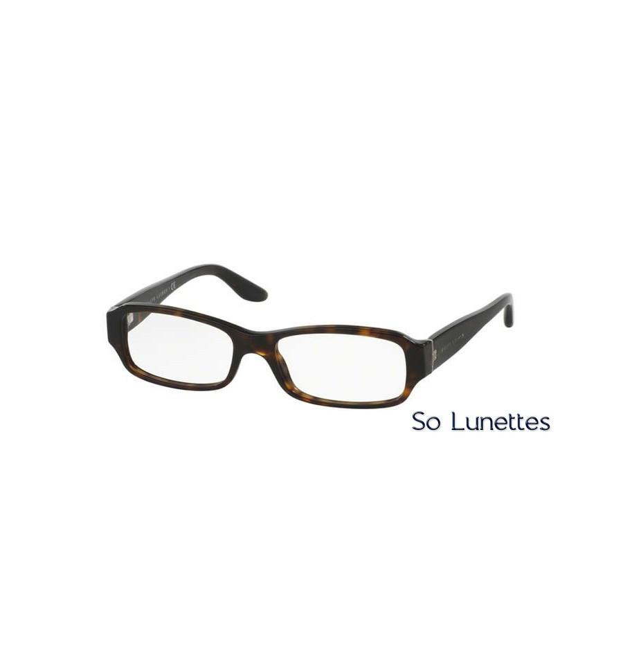 lunette de vue ralph lauren femme 0rl6121b 5003 monture ecaille. Black Bedroom Furniture Sets. Home Design Ideas
