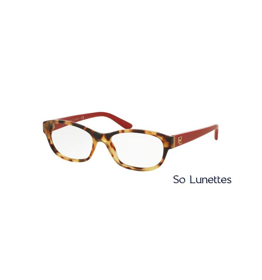 775a7135acc41c Lunette de vue Ralph Lauren 0RL6148 5004 Turquoise