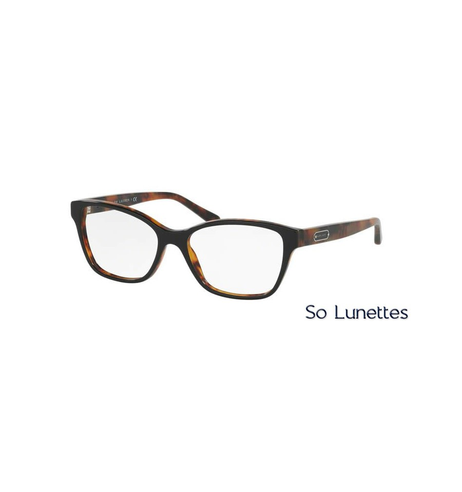 lunette de vue ralph lauren femme 0rl6129 5260 monture ecaille. Black Bedroom Furniture Sets. Home Design Ideas