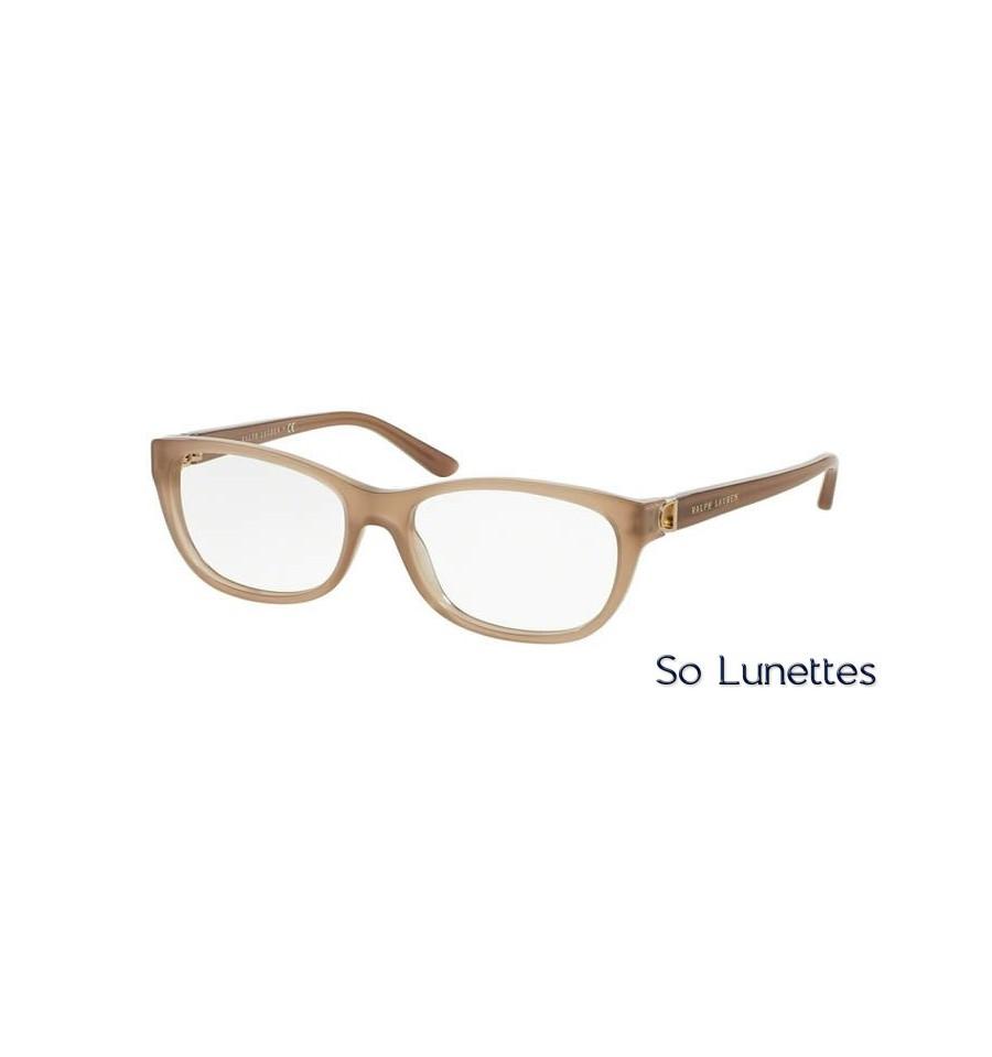 lunette de vue ralph lauren femme 0rl6137 5538 monture marron clair. Black Bedroom Furniture Sets. Home Design Ideas