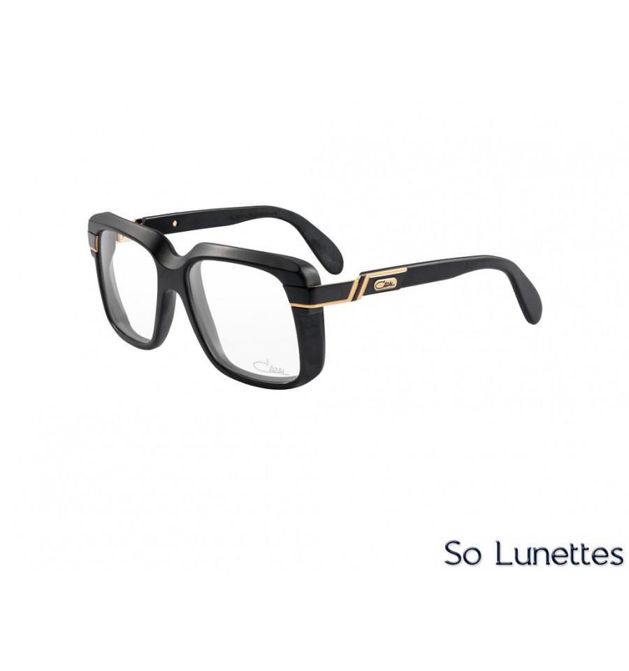 8c2e61b82b72f ... lunettes de vue cazal 680 011 noir mat or