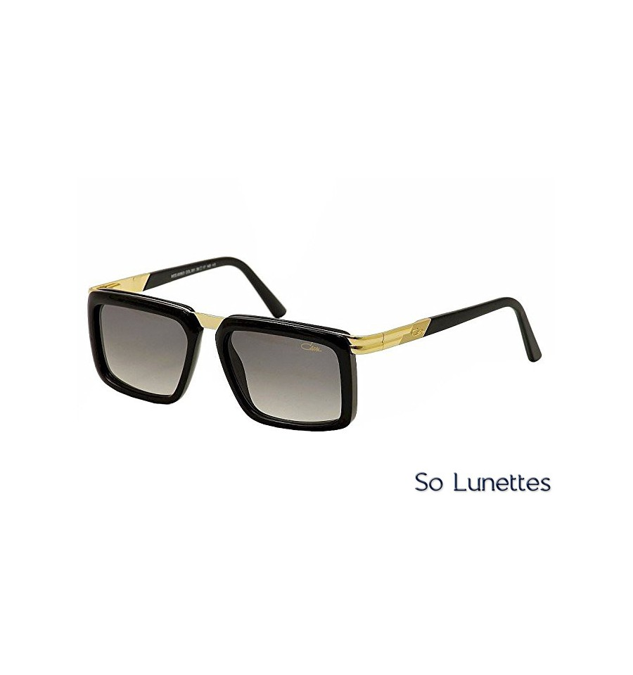 Cazal 6006 3 001 Noir or - So-Lunettes 30a877e969c9
