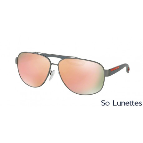 f1067a25fc Rossa soleil de monture Linea homme Lunettes Prada 58QS PS DG16Q2 xSqI5wR