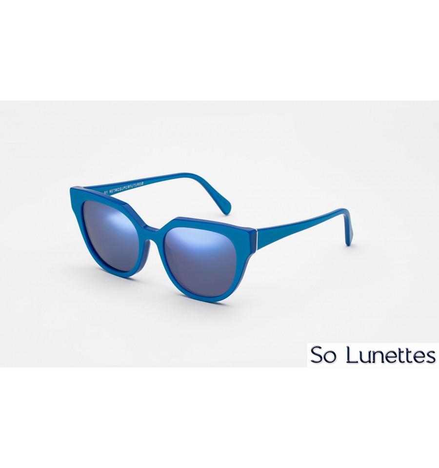 Retrosuperfuture Zizza Opaco Blue - So-Lunettes 2c3a75d94144