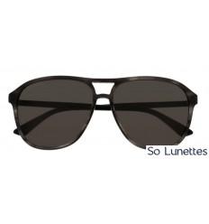 e9694744e0f Gucci Gg 1116 S M1V (9O) BLACK RBBR - So-Lunettes
