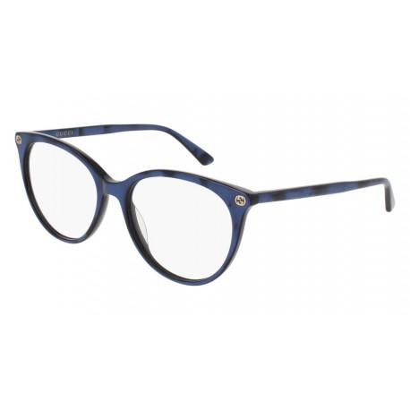 Gucci GG0093O 005 Bleu