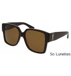 Lunettes optiques et solaires Saint Laurent - So-Lunettes b303d7bfe9b1