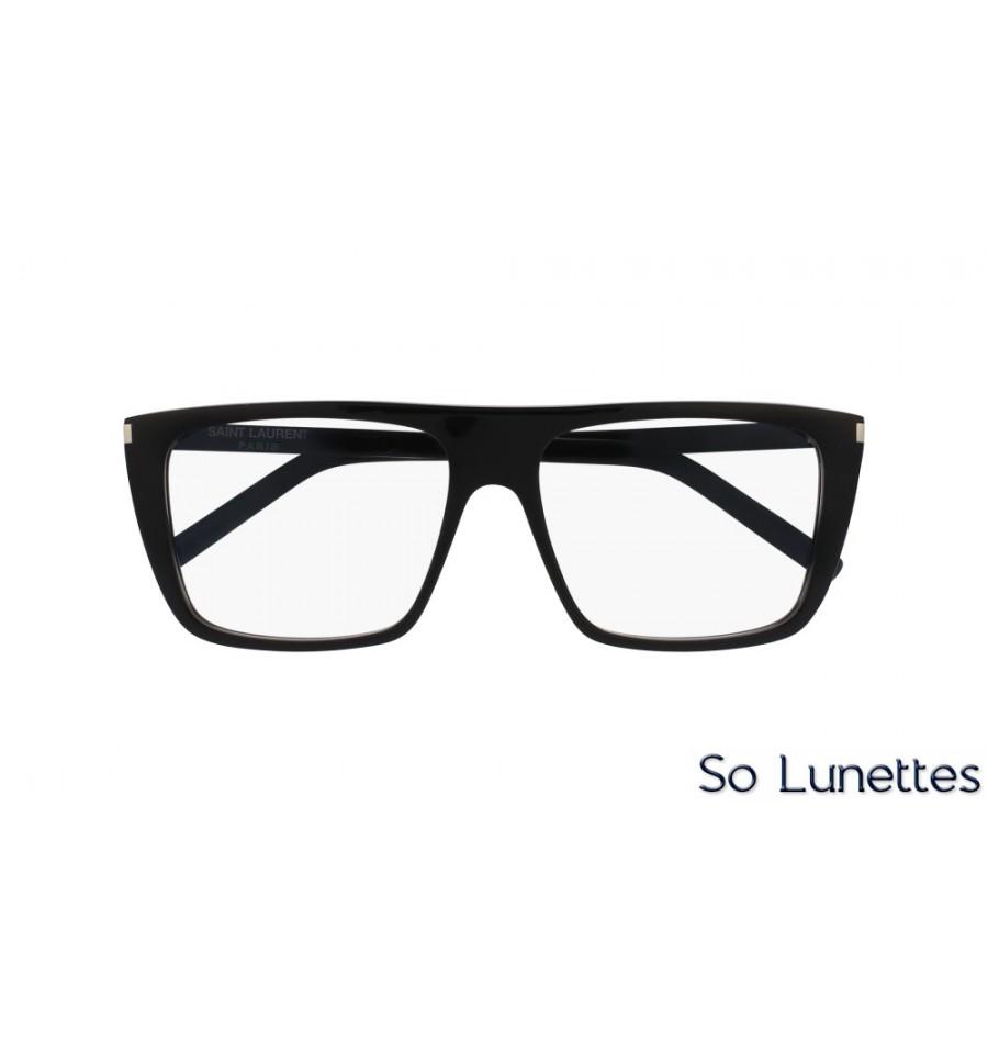 170dded086db4 Saint Laurent SL 155 001 Noir - So-Lunettes