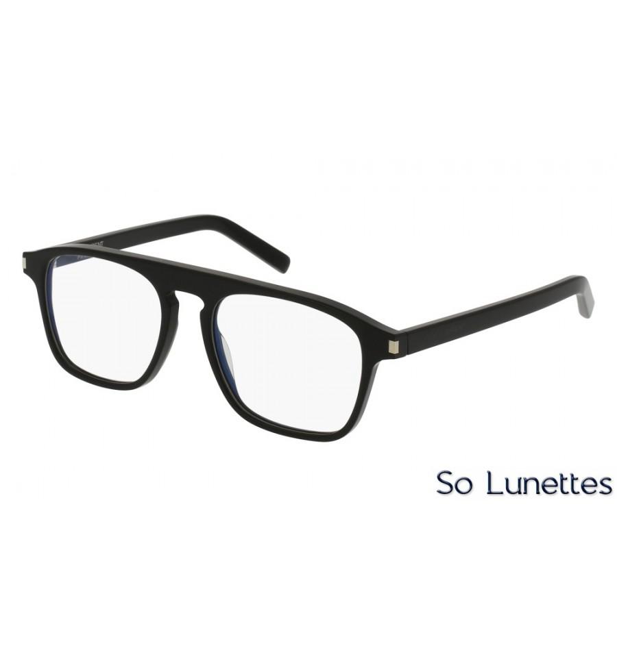 523f73bc19a9f3 Saint Laurent SL 157 001 Noir - So-Lunettes