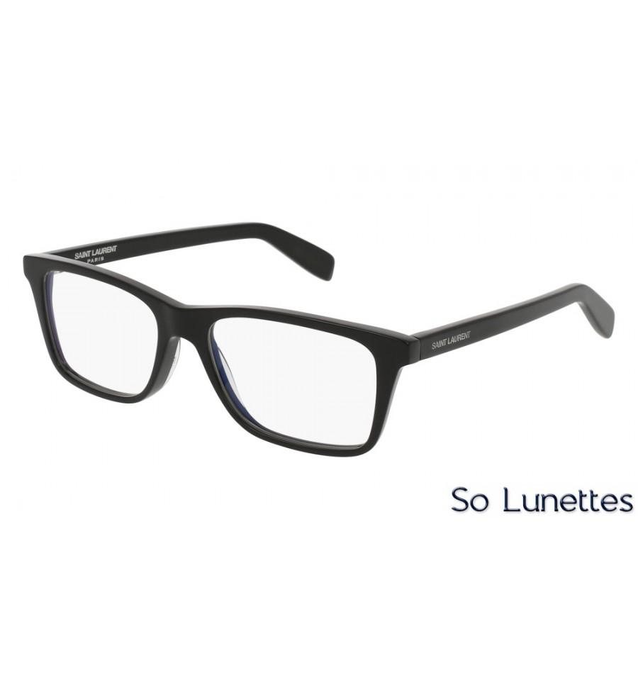 659f6677858a0 Saint Laurent SL 164 001 Noir - So-Lunettes