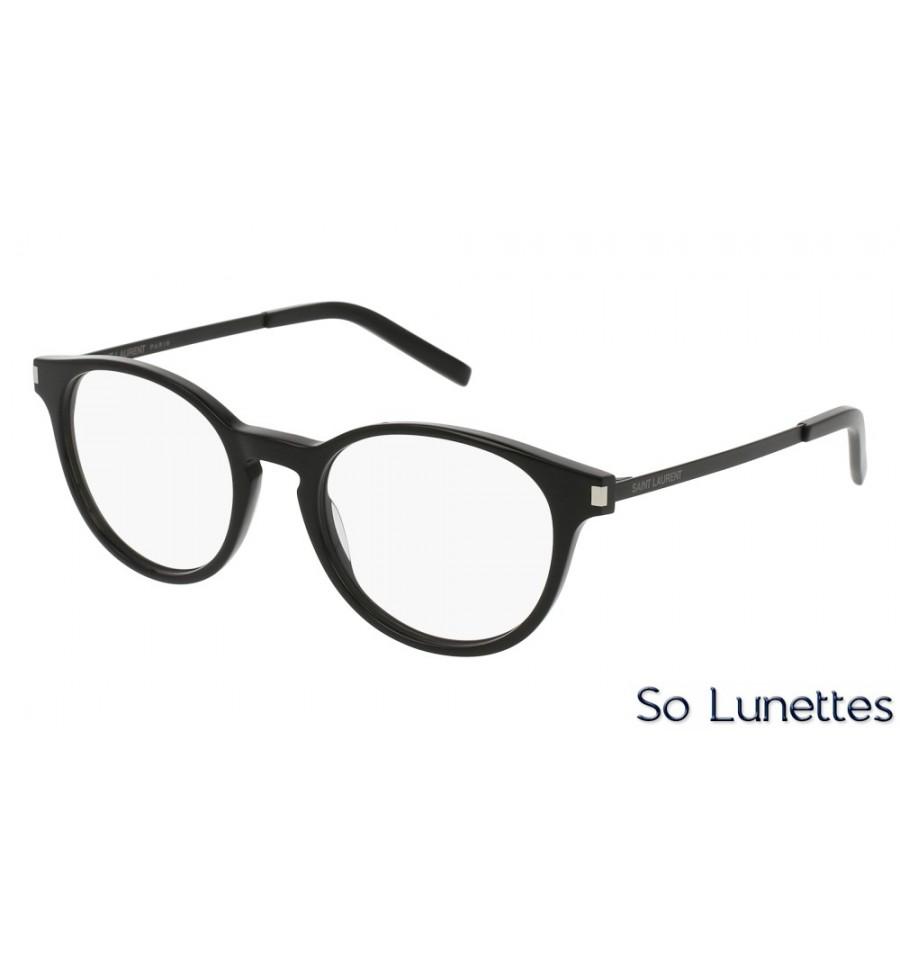 a5ac6ee0099e3a Saint Laurent SL 25 006 Noir - So-Lunettes