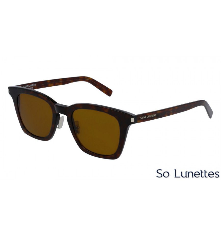 ad6afd1bed0c72 Saint Laurent SL 138 SLIM 003 écaille - So-Lunettes