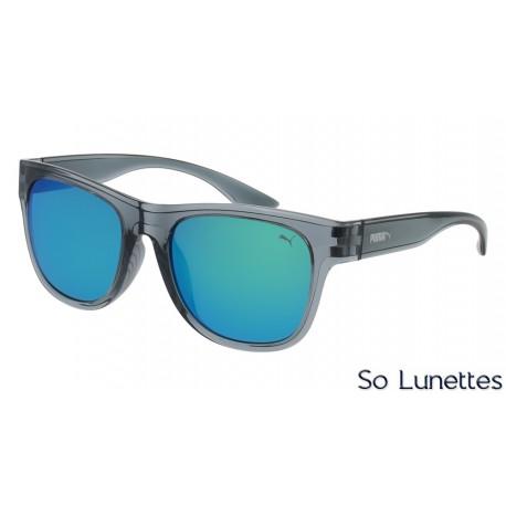 Puma PU0113SA 006 Gris - So-Lunettes 008a09a2f21c