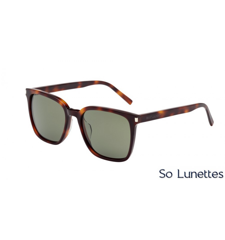 695f5f8145453d Saint Laurent SL 93 F 003 Ecaille - So-Lunettes