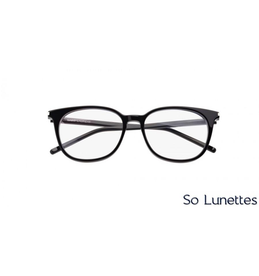 0e8531919c92e Saint Laurent SL 38 001 Noir - So-Lunettes