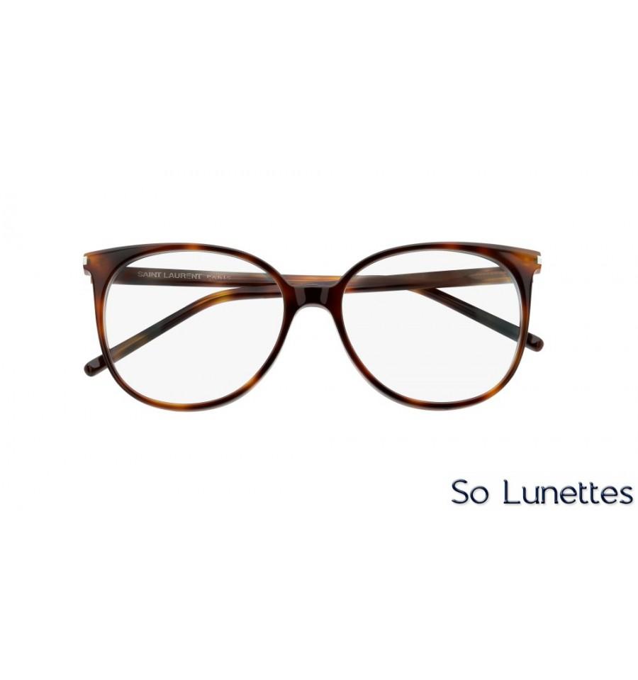 c124f912cacd5e Saint Laurent SL 39 002 Ecaille - So-Lunettes