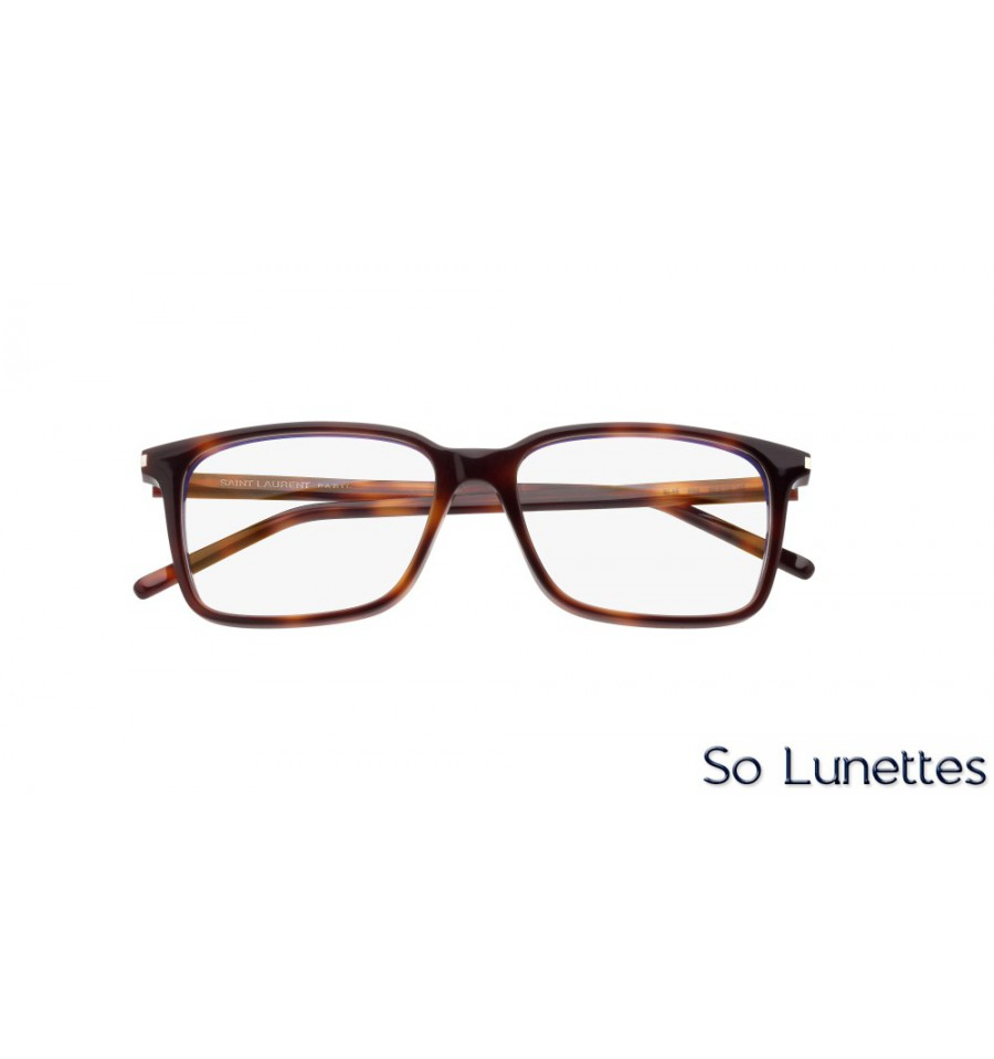 f2e64b3a6cc608 Saint Laurent SL 46 002 Ecaille - So-Lunettes