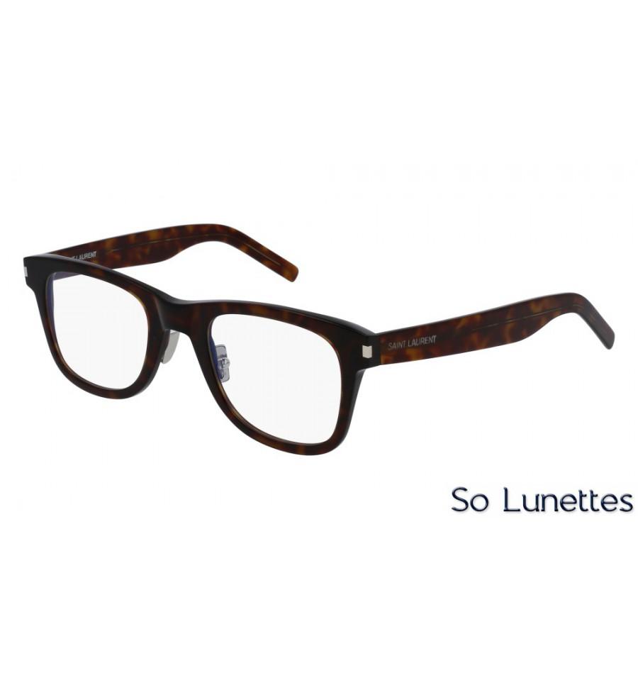 9d6f7806e85 Saint Laurent SL 50 SLIM 003 Ecaille - So-Lunettes