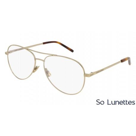 Saint Laurent SL 153 002 Or