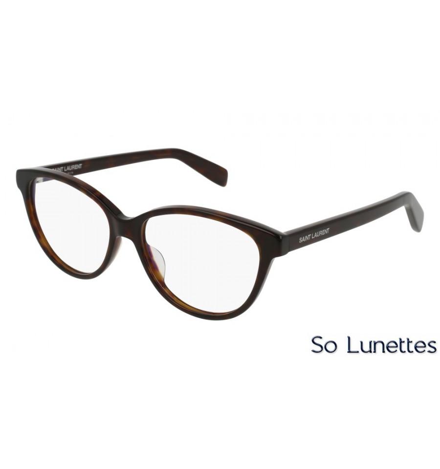 Saint Laurent SL 171 001 Noir - So-Lunettes c9420db58e17